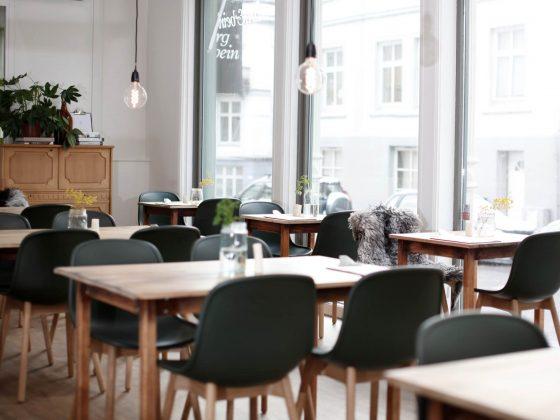 Marg og Bein restaurant